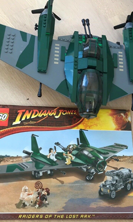 Klik her og find Indiana Jones-Lego på DBA