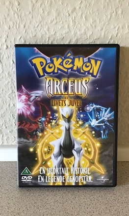 Klik her og find Pokémon-film på DBA