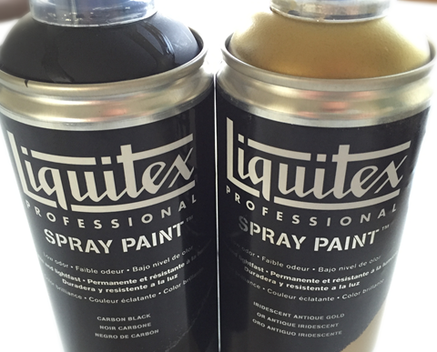 DBA Guide spray cans