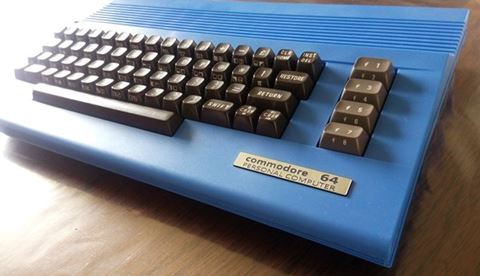 Glem Virtual Reality – retro Commodore 64 er vejen frem