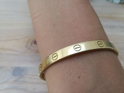 Cartier Love Bracelet - Til hende - DBA Guide