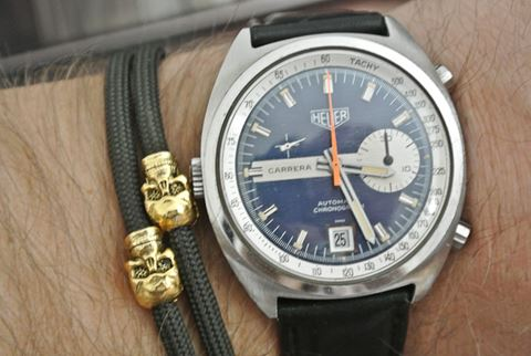 Tag Heuer Carrera automatic - DBA Guide
