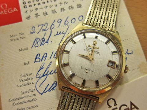Omega Constellation - DBA Guide