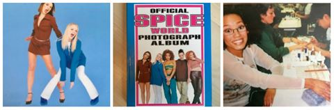 Spice Girls samle-album, DBA Guide