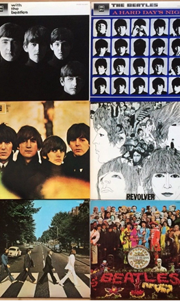 Klik her og find The Beatles-vinyler på DBA